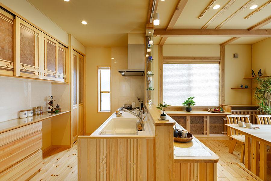 tsumiki キッチン