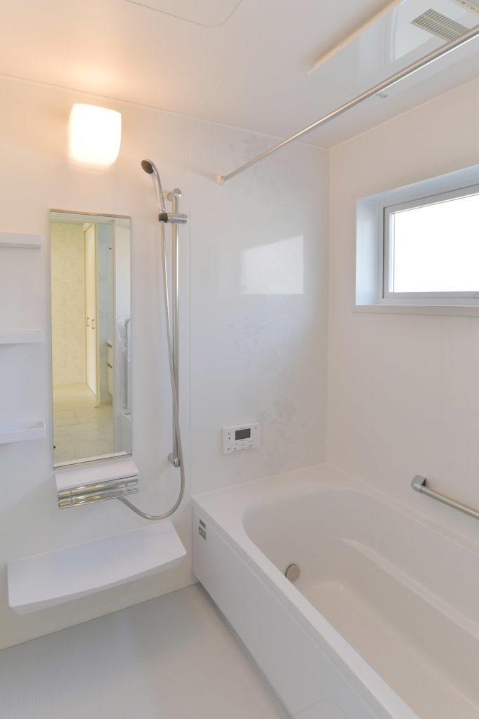 お客様注文住宅 浴室
