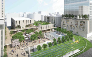 宇都宮駅東側再開発