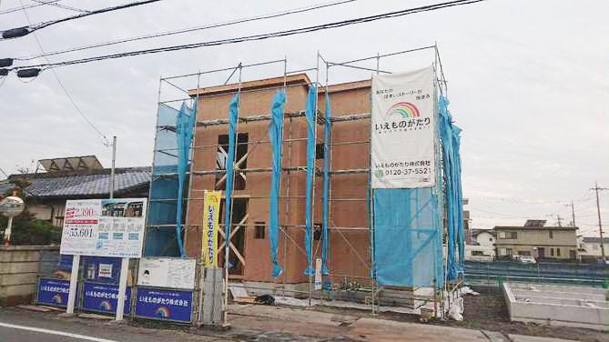 栃木市平柳町 分譲住宅