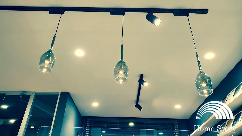 ダイニングテーブル上部の照明をペンダントやスポットライトにするなら是非参考にしてみてください